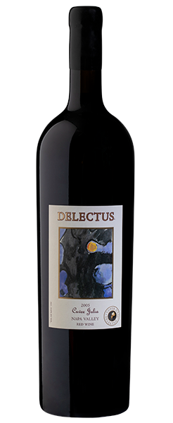 2005 Delectus Cuvee Julia Red, Blend KNVY 1.5L 14.1