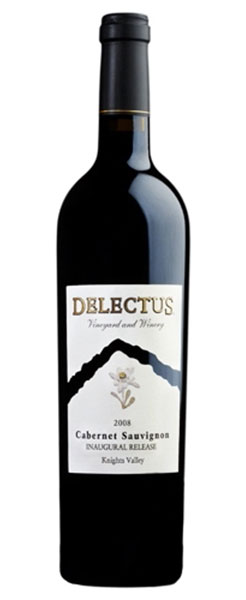 2008 Delectus Estate Cabernet Sauvignon, Knights Valley, 750ml