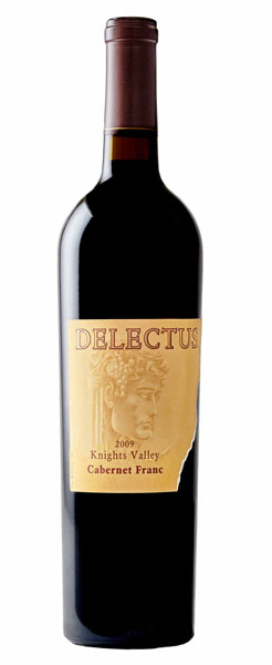 2009 Delectus Cabernet Franc, Knights Valley, 750ml