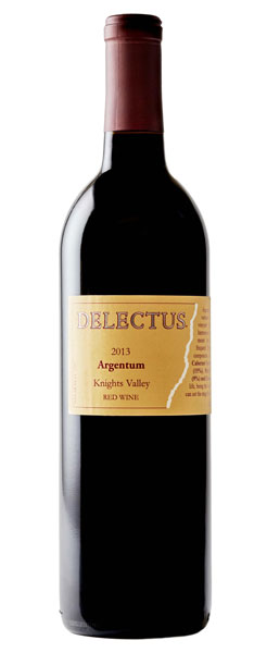 2013 Delectus Argentum Red Blend, Knights Valley, 750ml