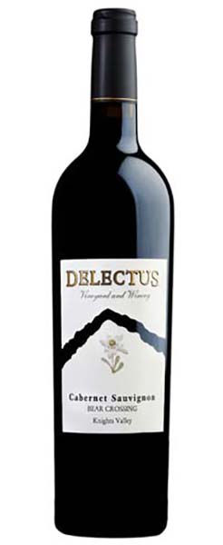 2009 Delectus Bear Crossing Cabernet Sauvignon, Knights Valley, 1.5L